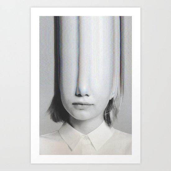 Vogue #8 Art Print