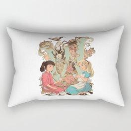Wonderlands Rectangular Pillow