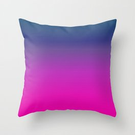 Simply Gradient Throw Pillow