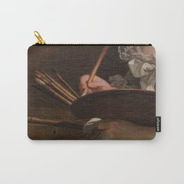The palette and a lace Carry-All Pouch