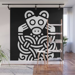 Borre Style Ornament I Wall Mural