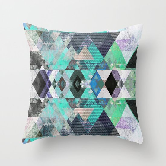 Graphic 115 X Throw Pillow