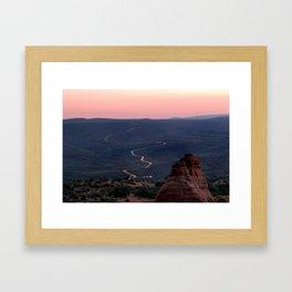 Homeward Bound Framed Art Print