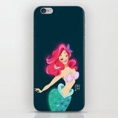 Glowing Mermaid iPhone & iPod Skin