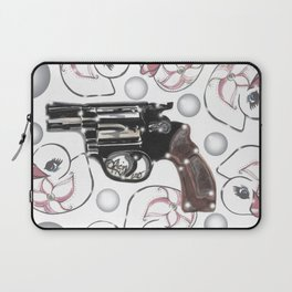 Tough Chick Laptop Sleeve