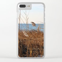 MD'Youville Clear iPhone Case
