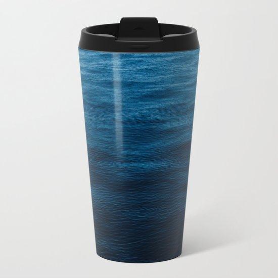 Bayside Metal Travel Mug