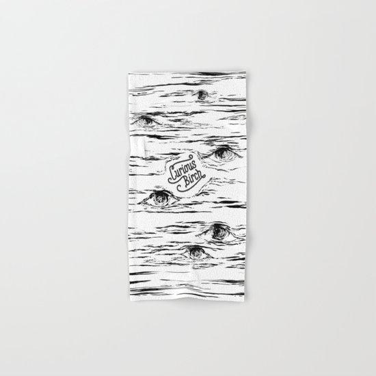 Curious Birch Hand & Bath Towel