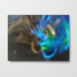 Unbelievable light refraction Metal Print