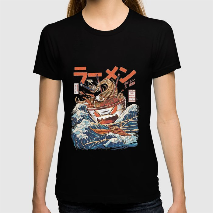 The Great Ramen T-shirt
