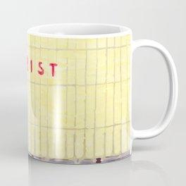 THE FUTURIST Coffee Mug