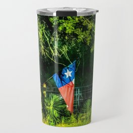 Lone Star Flag Travel Mug