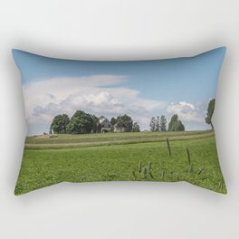 orleans island #9 Rectangular Pillow