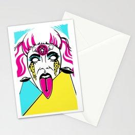 Alien She Stationery Cards