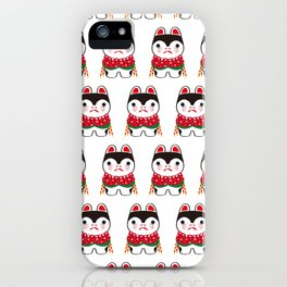 HARICO dog iPhone Case