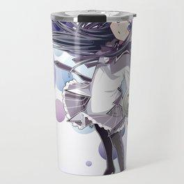 Homura Akemi Travel Mug