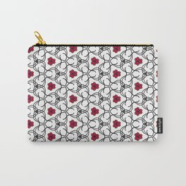 Pretty Pink Azaleas Carry-All Pouch