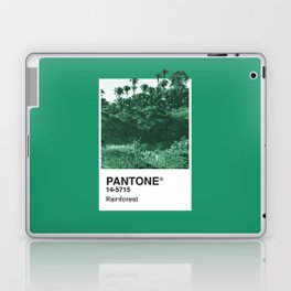 PANTONE SERIES – RAINFOREST Laptop & iPad Skin