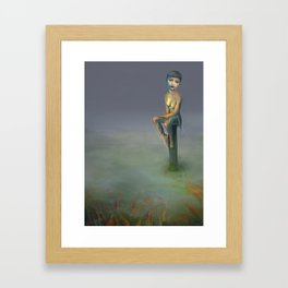 Freshwaters Framed Art Print