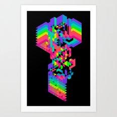 yrryxynyl xubyryns Art Print