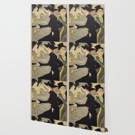 Divan Japonais - Henri de Toulouse Lautrec Wallpaper
