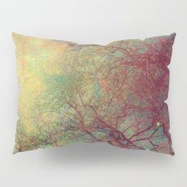 Tree Silhouette, Autumn Sunset Pillow Sham