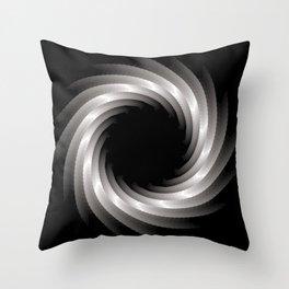 Paper Cut Torus - 01 Throw Pillow