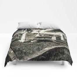 Great Orme Graveyard Comforters