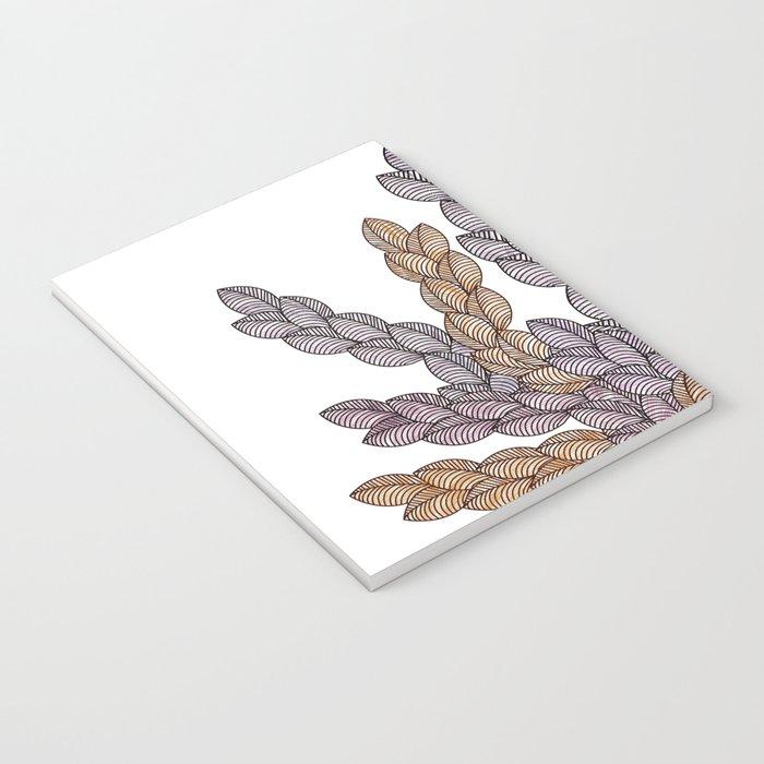 Leaf 13 Notebook