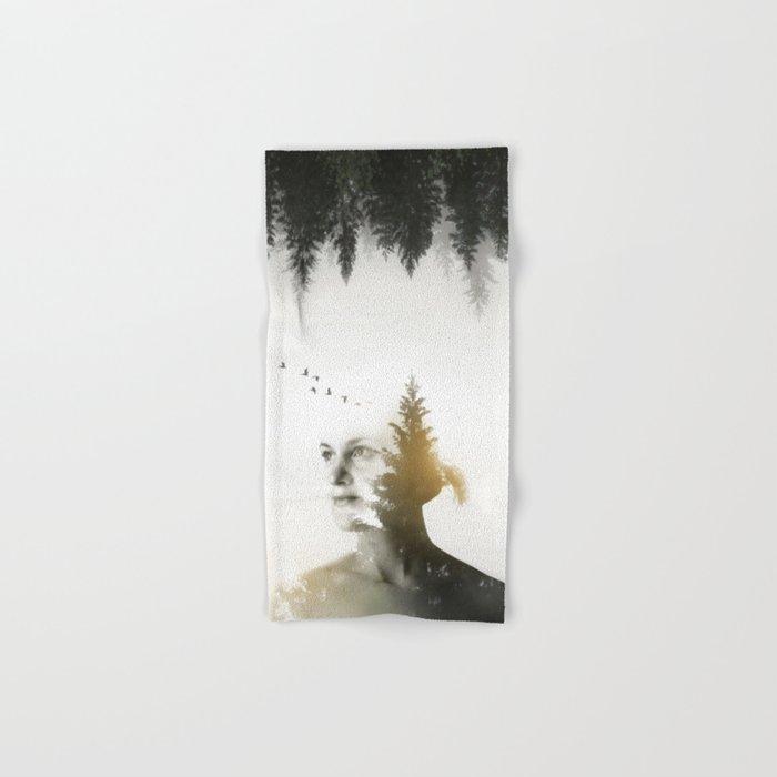 Soul of Nature Hand & Bath Towel