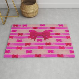 Bow for Mini Mouse Rug