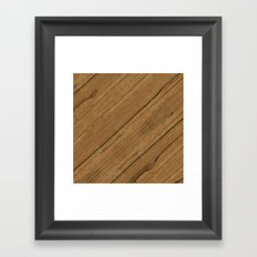Paldao Wood Framed Art Print