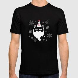 Santa Max (White) T-shirt