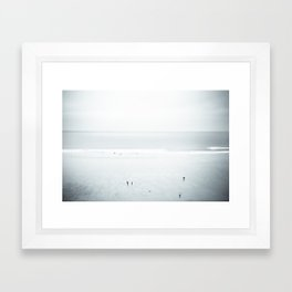 Watergate Bay Framed Art Print