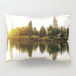 Idaho Falls Temple - Sunrise Pillow Sham
