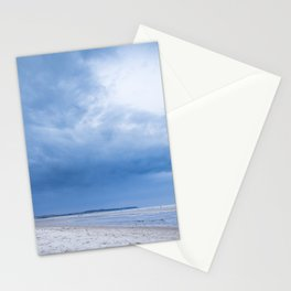 The Sky above the Channel Stationery Cards