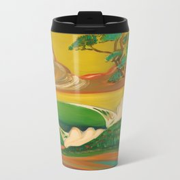 deep_water art Metal Travel Mug