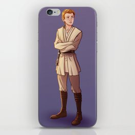 Young Kenobi iPhone Skin