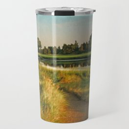 Cape Cod Eastham Eventide Number Two Travel Mug