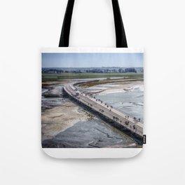 The Long Road... Tote Bag