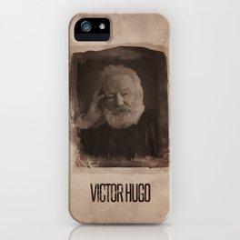 Victor Hugo iPhone Case