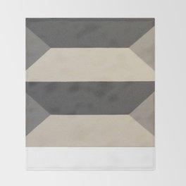 Original Geometric Design by Dominic Joyce Throw Blanket