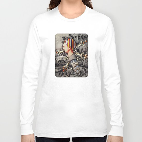 My Precious | Collage Long Sleeve T-shirt
