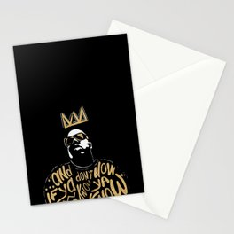 Brooklyn's King Stationery Cards