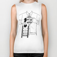 Read all about you Biker Tank