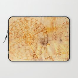 horoscope signs Laptop Sleeve