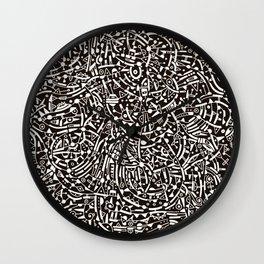 - ce qu'on voit dans le ciel - Wall Clock