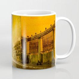 Nocturnal empty street Coffee Mug