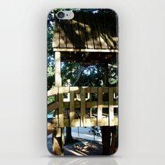Tree house @ Aguadilla 3 iPhone & iPod Skin