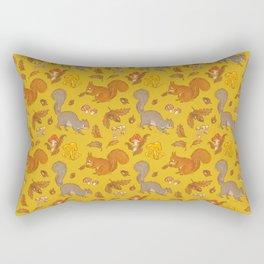 Acorn Season Rectangular Pillow
